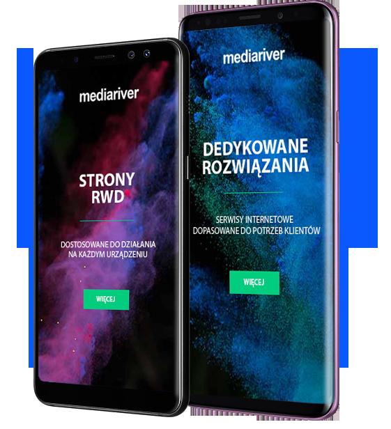 strony www mediariver